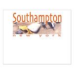 Southampton Small Poster