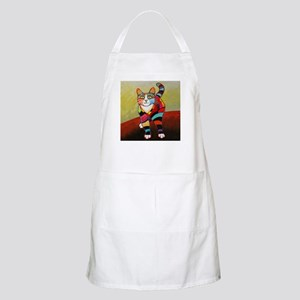 New Cat of Many Colors Apron
