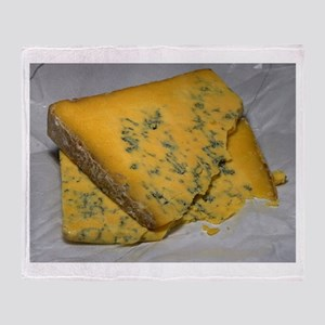 As Good As Gold Cheese Throw Blanket