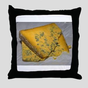 As Good As Gold Cheese Throw Pillow