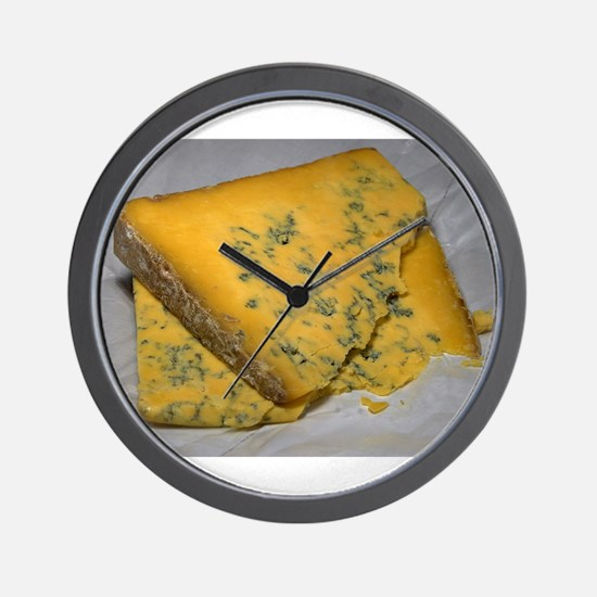 As Good As Gold Cheese Wall Clock
