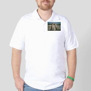 Cheetah Love Golf Shirt
