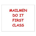 mailman Small Poster