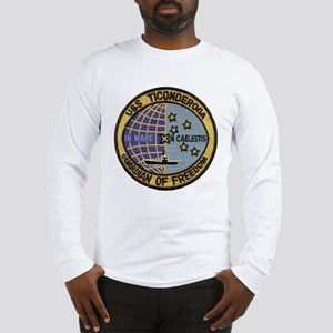 USS TICONDEROGA Long Sleeve T-Shirt