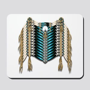 Native American Breastplate 7 Mousepad
