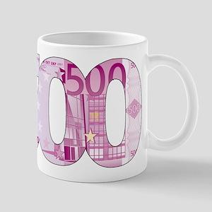 500 Euros Mug