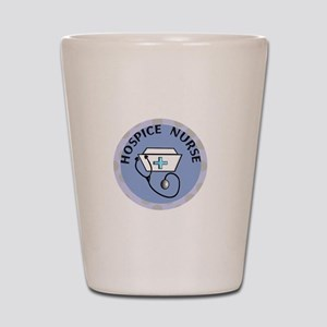 Nurse Sub-Specialties Shot Glass