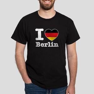 I love Berlin Dark T-Shirt