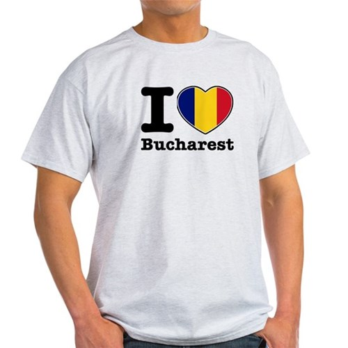 I love Bucharest T-Shirt