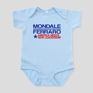Mondale Ferraro Body Suit