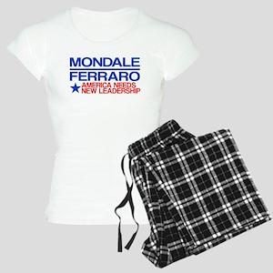 Mondale Ferraro Pajamas