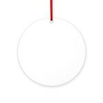 MQP Drum Ornament (Round)