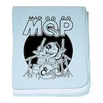 MQP Drum baby blanket