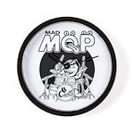 MQP Drum Wall Clock