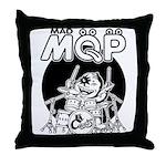MQP Drum Throw Pillow