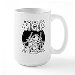 MQP Drum Large Mug