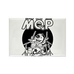 MQP Drum Rectangle Magnet (10 pack)