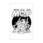 MQP Drum Mini Poster Print