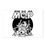 MQP Drum Postcards (Package of 8)