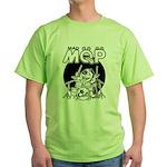 MQP Drum Green T-Shirt