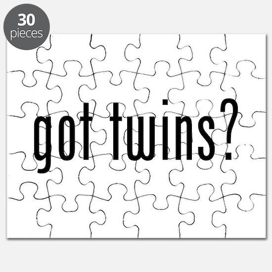 Got twins? Puzzle