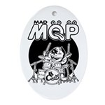 MQP Drum Ornament (Oval)