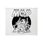 MQP Drum Throw Blanket