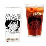 MQP Drum Drinking Glass