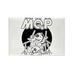 MQP Drum Rectangle Magnet