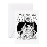 MQP Drum Greeting Card