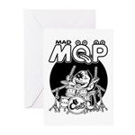 MQP Drum Greeting Cards (Pk of 10)
