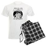 MQP Drum Men's Light Pajamas