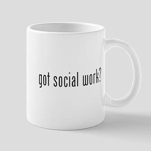 Got social work? Mug