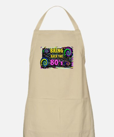 bring back the 80s Apron