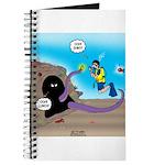 Octopus vs SCUBA Diver Journal
