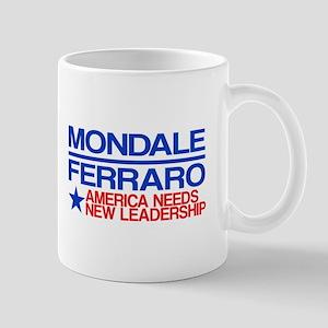 Mondale Ferraro Mug Mugs