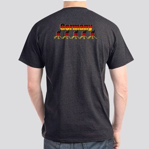 German Field Hockey Dark T-Shirt