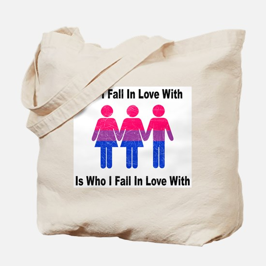 Who I Fall In Love With 1 Tote Bag