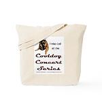 Cooldog Tote Bag