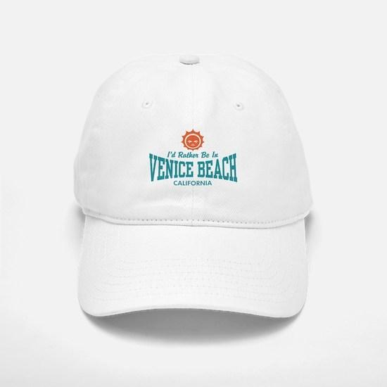 Venice Beach Baseball Baseball Cap