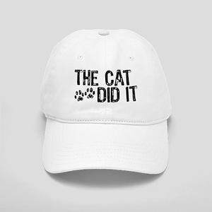 The Cat Did It Cap