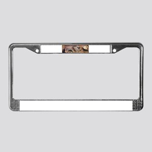 Gifts and other items License Plate Frame
