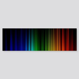 Spectrometer Sticker (Bumper)