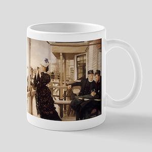 Captain's Daughter, Tissot Mug