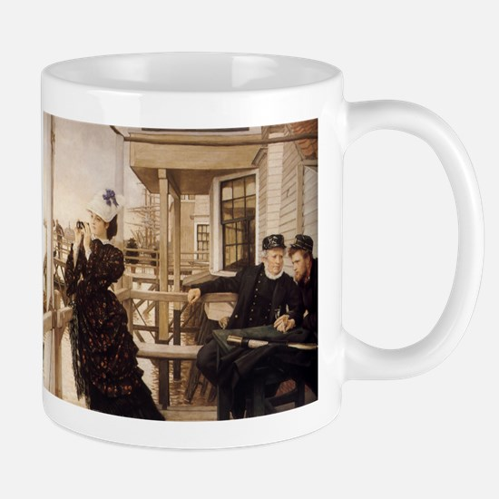 Captain's Daughter, Tissot Mug