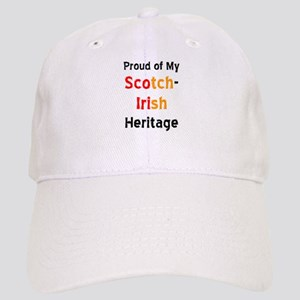 scotch-irish heritage Cap