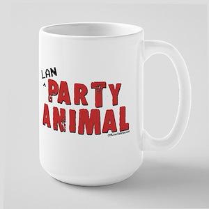 LAN Party Animal: Large Mug