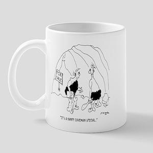 Handy Caveman Special Mug