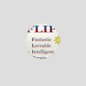 F.L.I.P. Mini Button