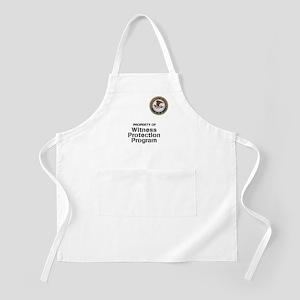 Witness Protection Program BBQ Apron
